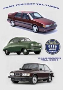 Information om Saabklubben