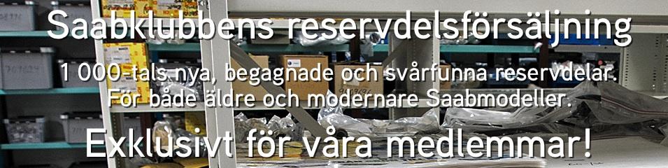 Saabklubbens reservdelsförsäljning