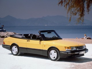 Saab 900 Cab Monte Carlo