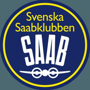 Svenska Saabklubbens logotyp