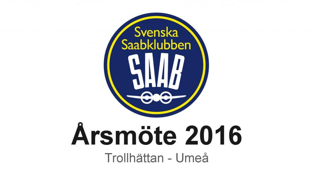 Videosändning Svenska Saabklubbens årsmöte 2016