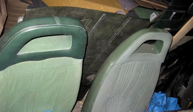 Saab-96-99-gröna-stola