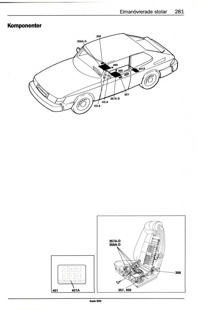 SAAB-900-El-stole-skema-3
