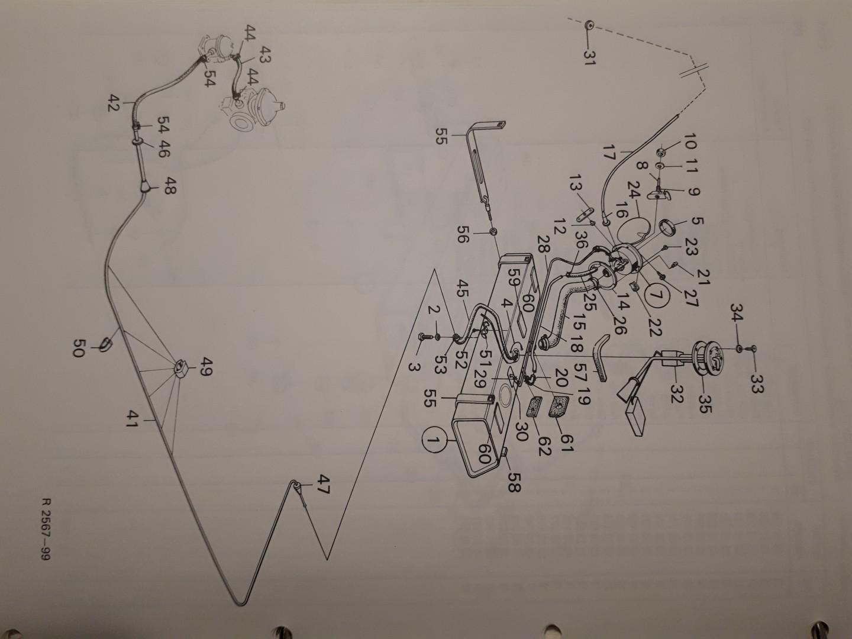 SAAB-99-Bränslesystem-förgasare-t.o.m.-1974