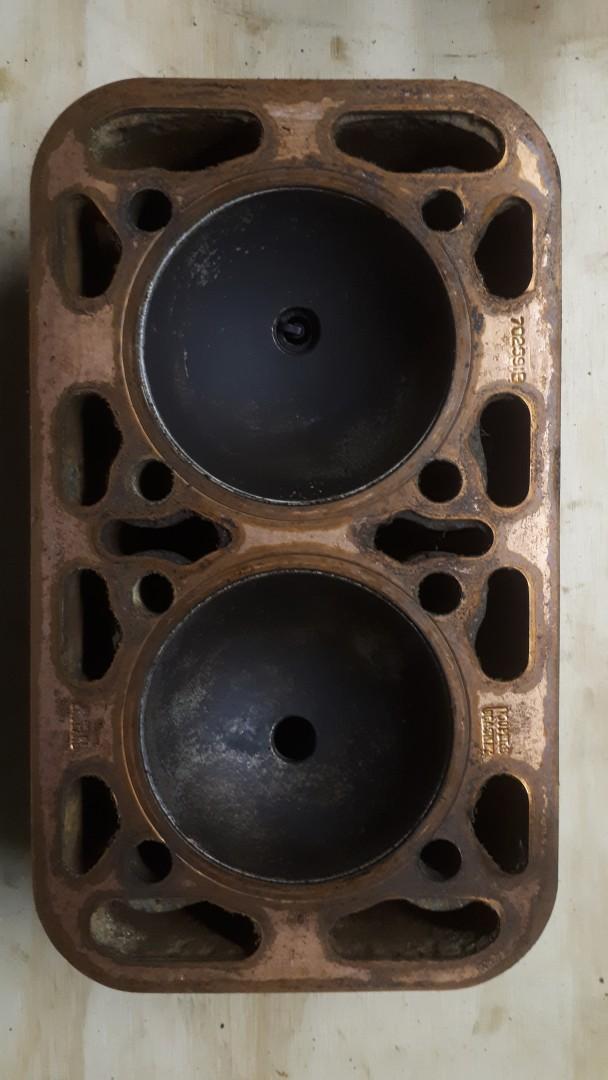 Cylinder-lock-med-packning-förbränningskammare
